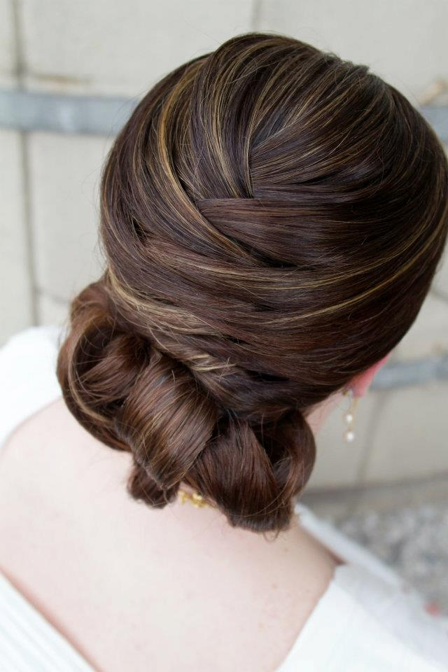 Chignon Simple Et Classe