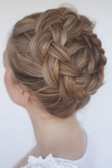 How to Do a Rose Bud Braid Bun | Cute Hairstyles for ...